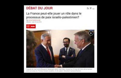 La France peut-elle jouer un rôle dans le processus de paix israélo-palestinien ?