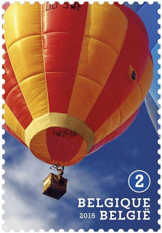La montgolfière