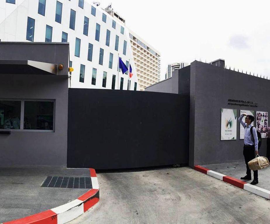 La Residence de France à Bangkok
