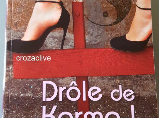 DROLE DE KARMA, une ballerine de la vie.....