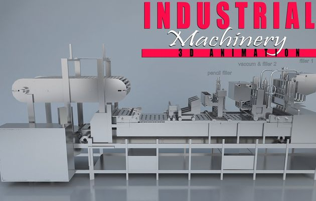 Latest Industrial 3d Product animation video by 3d Product Modeling company Charleston, West Virginia