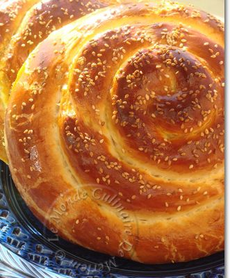 Pain marocain spirale ... Simply the best