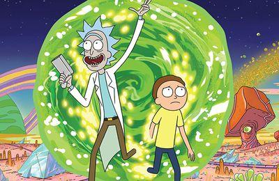 La planète X dans un épisode de Rick et Morty !