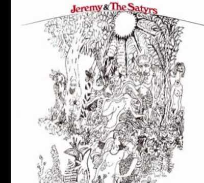 """""""In The World Of Glass Teardrops"""" by Jeremy & The Satyrs"""