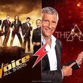 The Voice face à The Artist : la guerre des talents show en septembre ! (vidéos) #TheVoice #TheArtist - SANSURE.FR