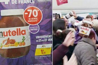 Ruée sur le Nutella Pourquoi on en fait des tartines !