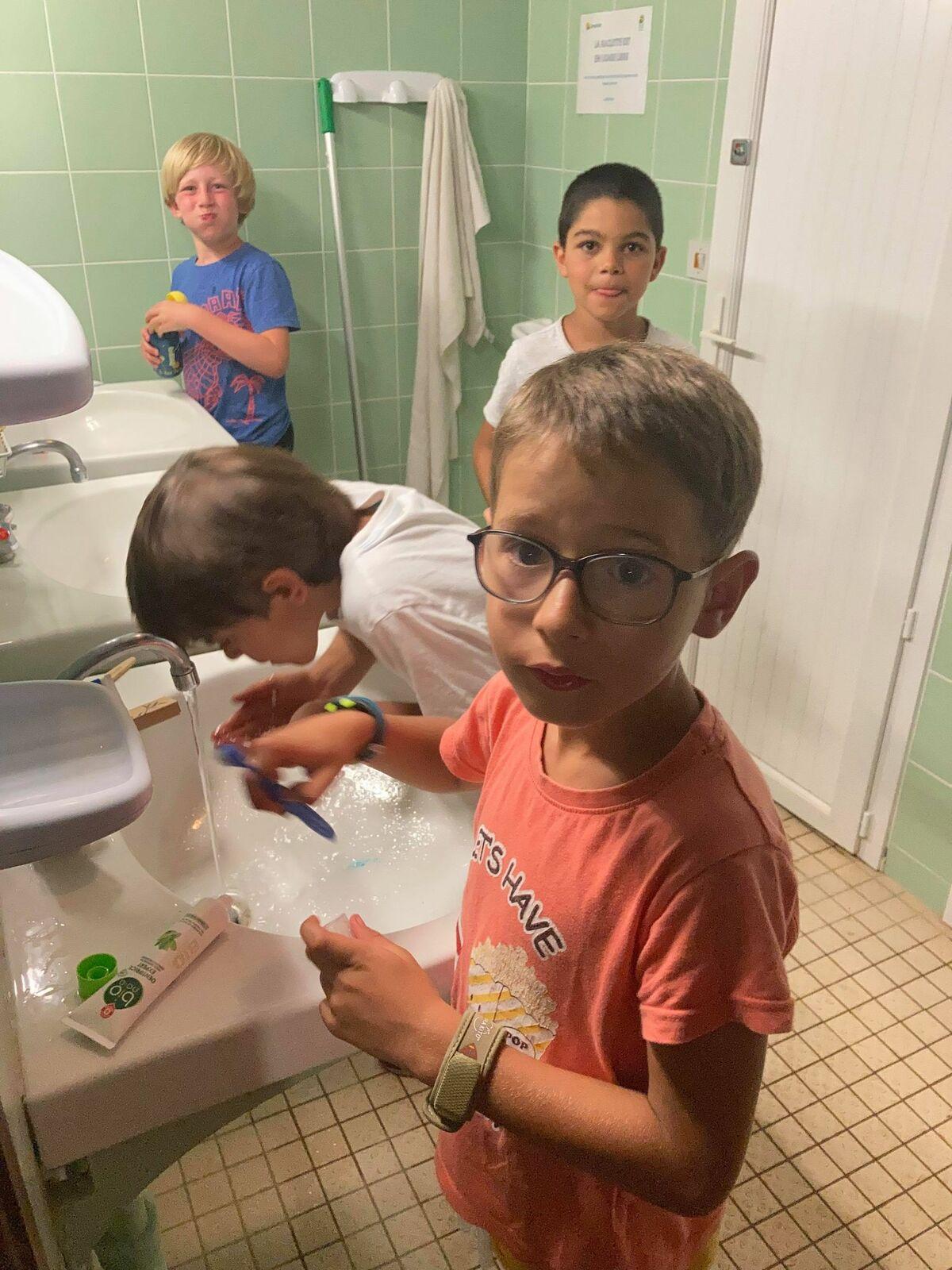 Camp St-Antonin 2021 : Mercredi 21 juillet