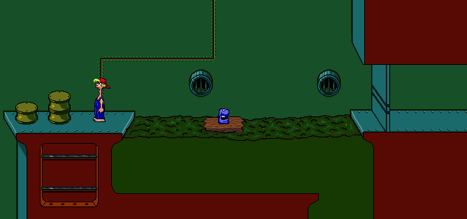 Bubba'n'Stix A500 27th Anniversary : New Level 5 The Sewer System 2021 DLC (A FanFiction/Art by a Fan)