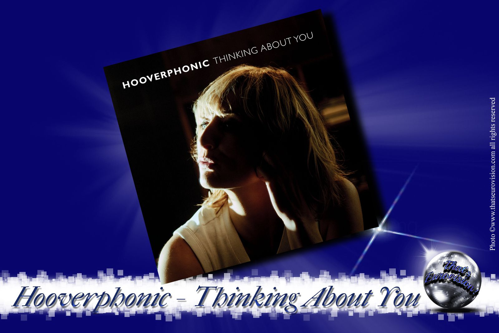 Hooverphonic - Thinking About You (2021)