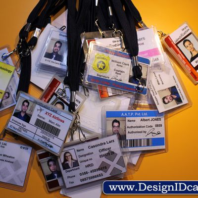 How to design visitor ID cards for your industry