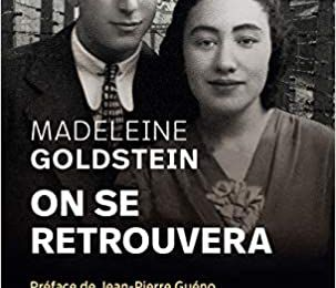 On se retrouvera - Madeleine Goldstein