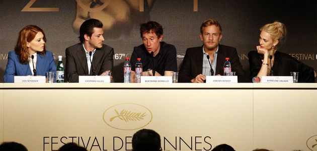 """CANNES 2014 : """"WALK ON THE WILD SIDE"""" (DIMANCHE 18)"""