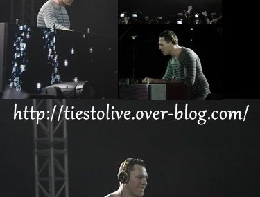 Tiësto photos: Parque de la Industria - Guatemala City / Guatemala 10 march 2011