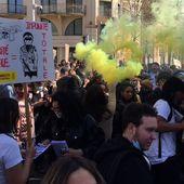 """Montpellier : près de 2000 opposants à la loi """"Sécurité globale"""" défilent dans une ambiance très festive"""