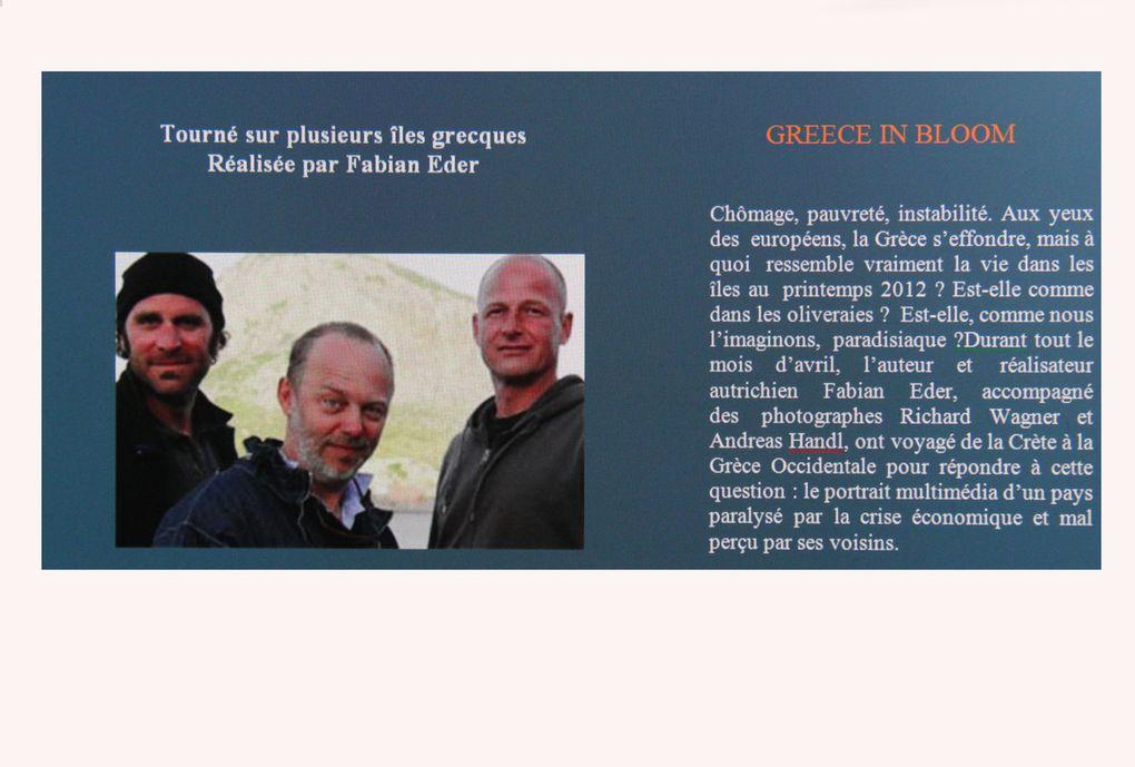 Les films grecs à l'honneur au Festival International du film insulaire de l'Ile de Groix