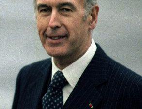 Valéry GISCARD D'ESTAING  1926-2020