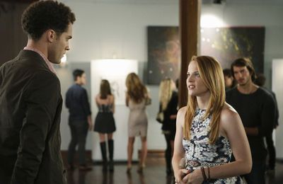 Critiques Séries : Switched at Birth. Saison 4. Episodes 18, 19 et 20.