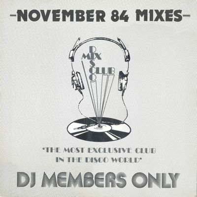 November Pop Mix  d'Alan Coulthard 1984