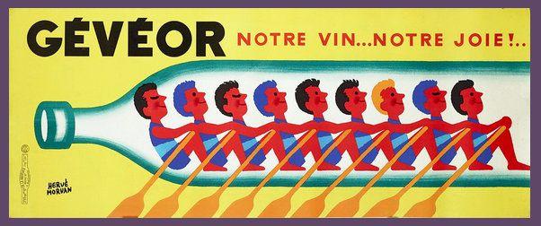 PUBLICITES    LES  GRANDS  NOMS  DE  L'AFFICHE :....    Hervé  MORVAN.   (PARTIE 1)