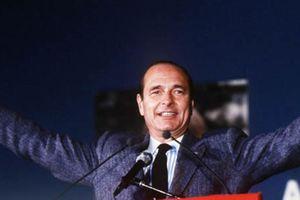 Mort de Jacques Chirac : retour sur une carrière politique hors norme (PHOTOS)