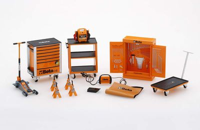 1/18 Beta Tool Kit, Truescale (TSM13AC25)