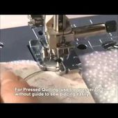 Brother 1/4 Inch Piecing Foot