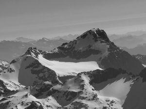 Alpinisme : pointe de Charbonnel - 3752 m