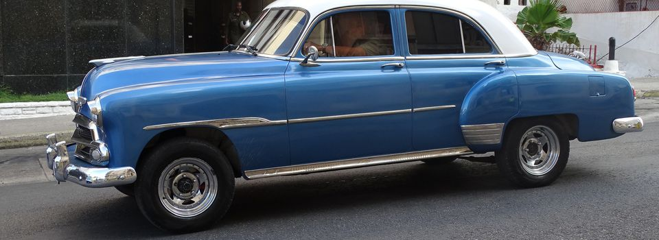 Cuba Mai 2018