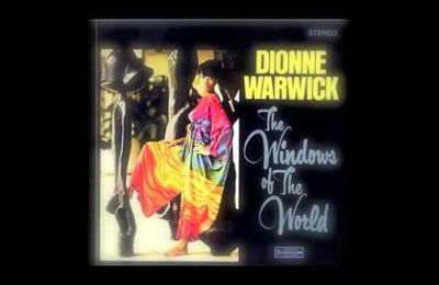 Le son du jour ~ Dionne Warwick -  Always Something There To Remind Me