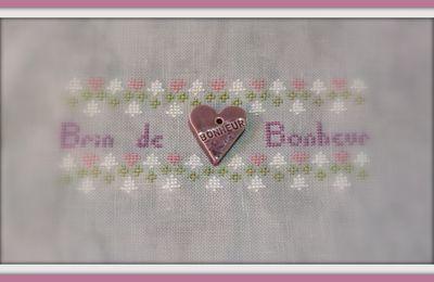 BRIN DE BONHEUR...