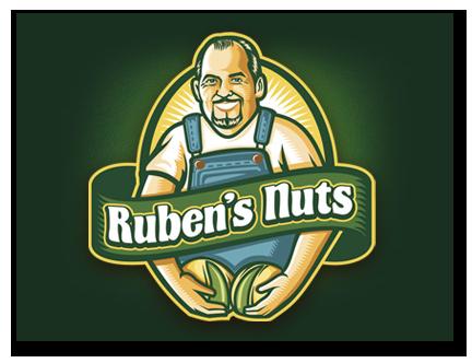 logo Ruben's Nuts