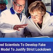 Germany Hired Scientists To Develop Fake Coronavirus Model To Justify Strict Lockdown | GreatGameIndia