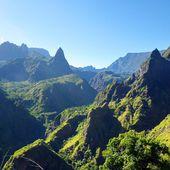 île de la Réunion, paradis de l'océan indien