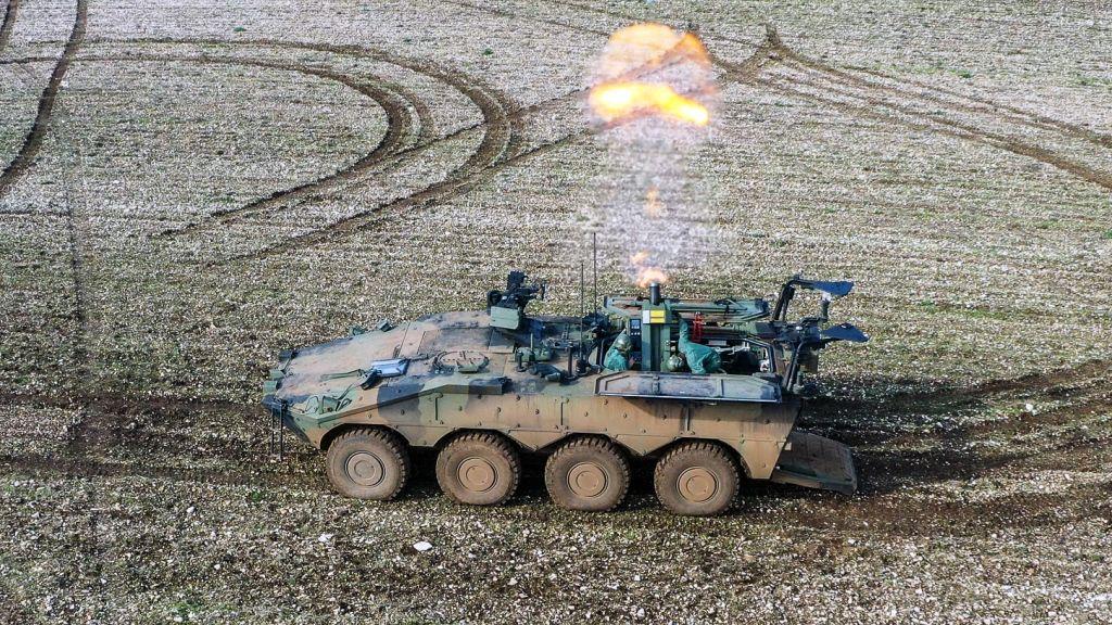 Bari:i Bersaglieri del 7° Reggimento in addestramento