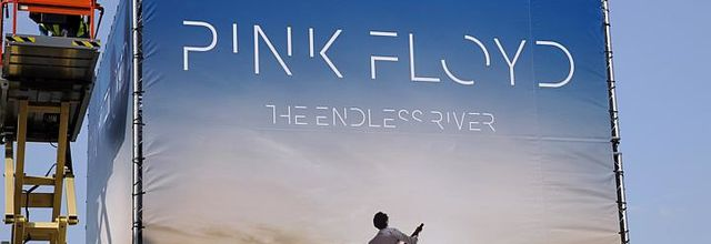 Inédit - Pink Floyd - Louder than words