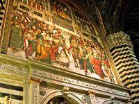 Cathédrale de SIENNE - Toscane - Italie
