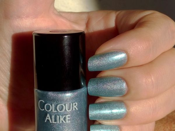 Colour Alike holographique N°573....
