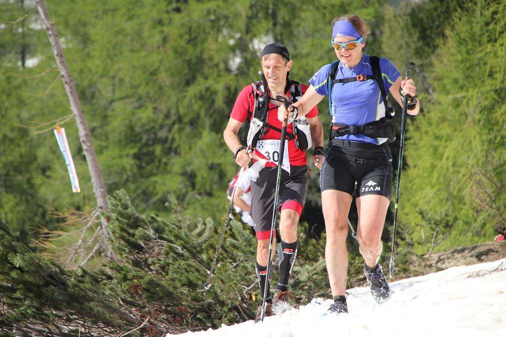 "Into ""the Dolomites"" ..."