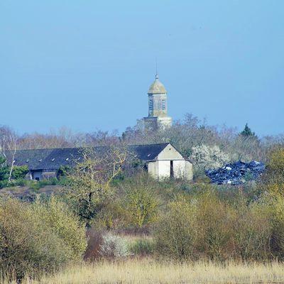 Trélazé église