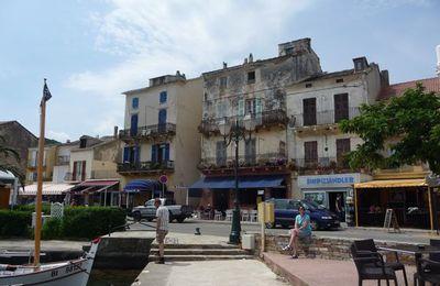 Corse 2010 - Le Cap Corse, de Macinaggio à Centuri.