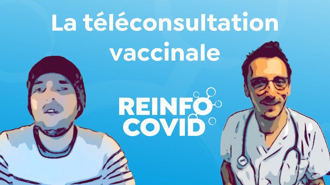 Dialogue médecin/client au sujet du vaccin. (Interessant et utile).