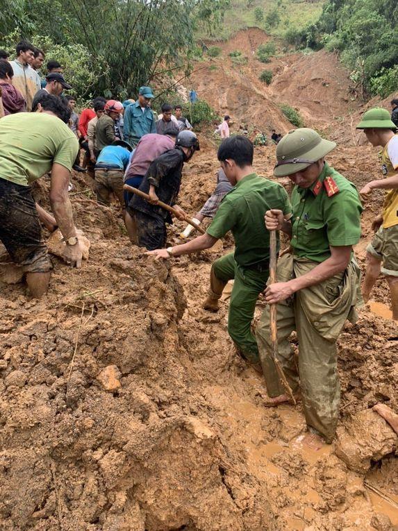 Aides et solidarité avec les sinistrés du Viêt Nam - novembre 2020