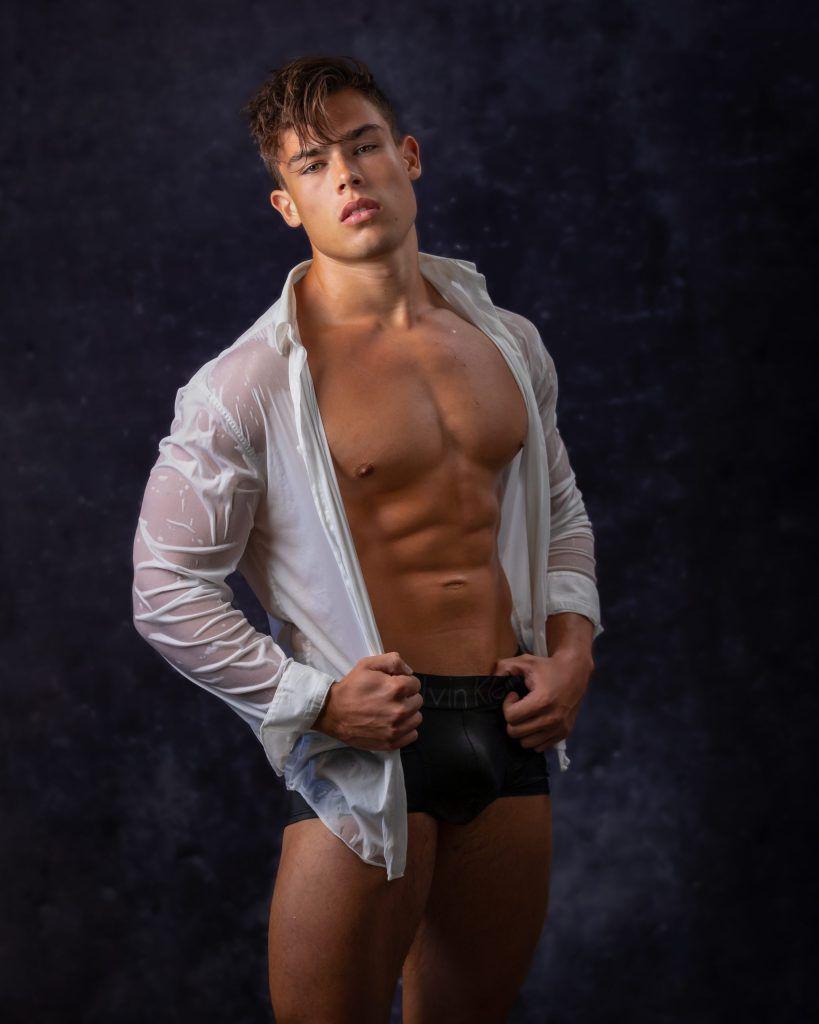 Gabriel par Antony Kozz