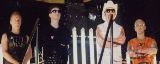 U2 -PopMart Tour -14/06/1997 -Edmonton -Canada -Commonwealth Stadium