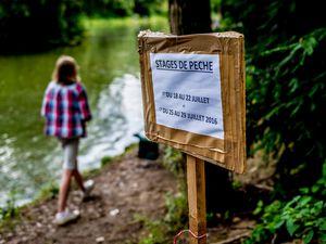Stage Pêche (18-22 juillet)
