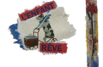 Mes Collages :: L'enfant rêve !