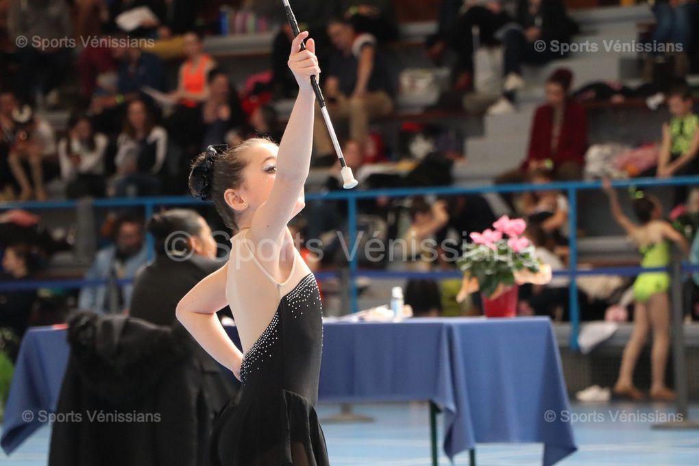 L'Open de twirling-bâton de Vénissieux a réuni 200 participants