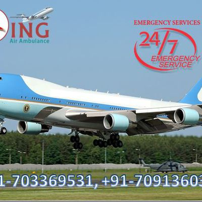 The Ultimate Source of Emergency- Low-Cost Air Ambulance Service in Patna by King
