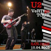 U2 -Vertigo Tour -10/04/2005 -San Jose -USA - HP Pavilion #2 - U2 BLOG