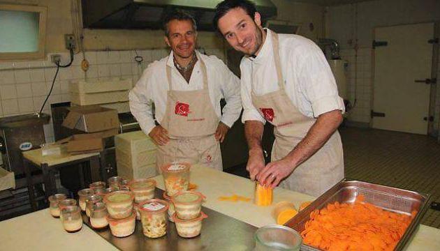 """Conserverie artisanale """"Les Saules"""" - Canard & Saumon"""